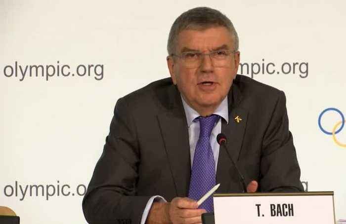'Mandatory' for IOC to accept any Russian sanctions, says Bach