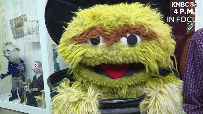 Kansas City's Mesner Puppet Theater has deep connection with 'Sesame Street'