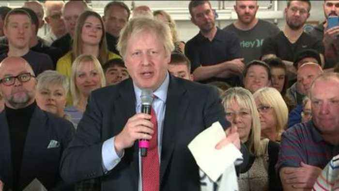 Boris Johnson 'thinks' he can get a trade deal with EU by end of 2020