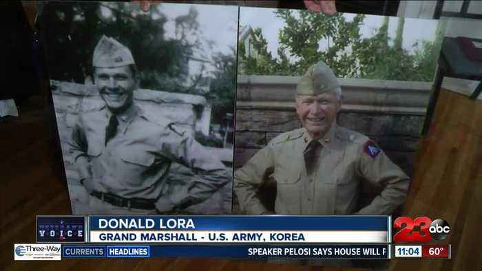 A Veteran's Voice: Donald Lora
