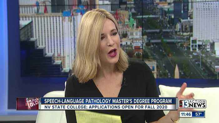 Nevada State College starts new Speech-Language Pathology Masters Program