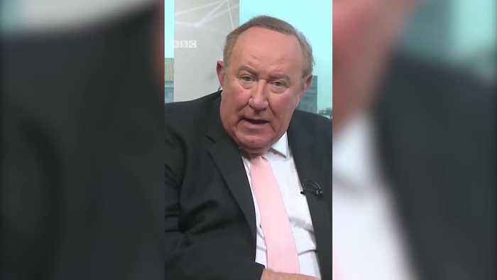 Andrew Neil issues challenge for Boris Johnson to commit to interview