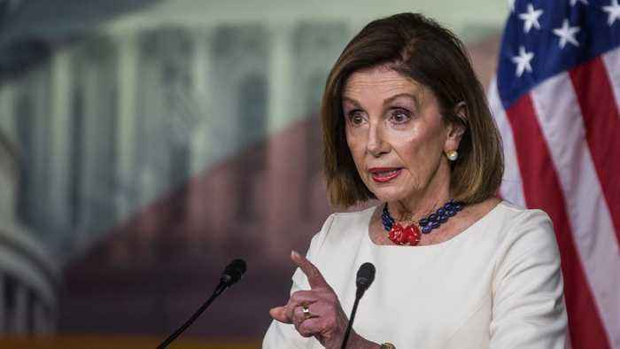 Nancy Pelosi Says She Doesn't Hate Trump