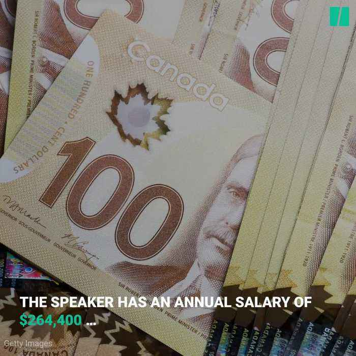 It Pays To Be Speaker