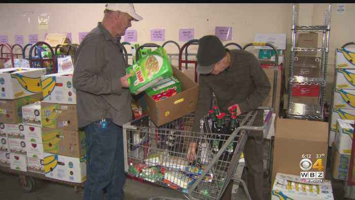 Accidental Food Bank Feeds Thousands On North Shore