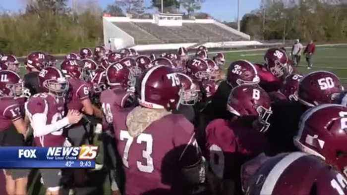 Maroon Tide rolling to State Title Game: one win away from perfect season