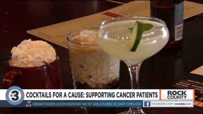 Cocktails for a Cause: Supporting cancer patients