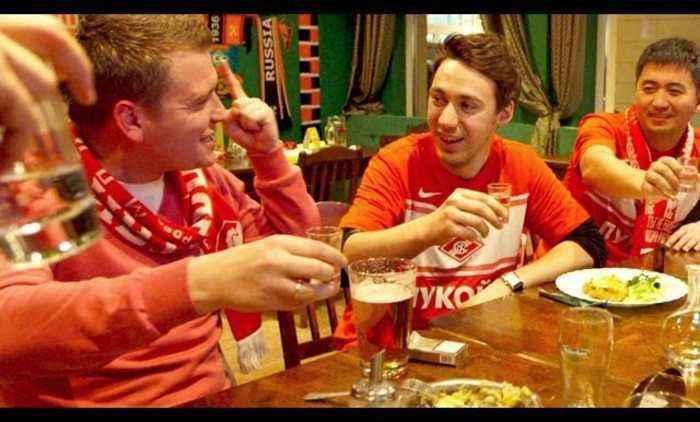 Spartak Moscow v Barcelona | Eurofan