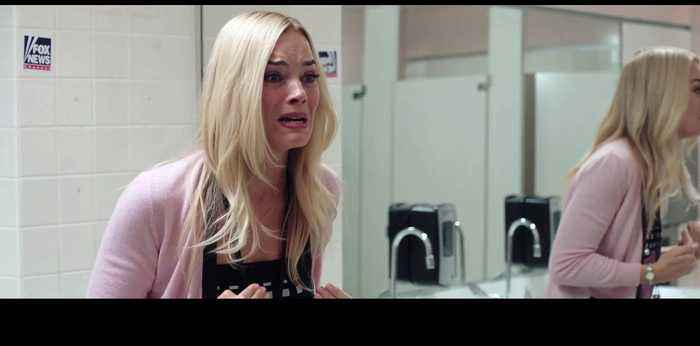 Bombshell movie clip - No Crying at Fox – Margot Robbie, Kate McKinnon