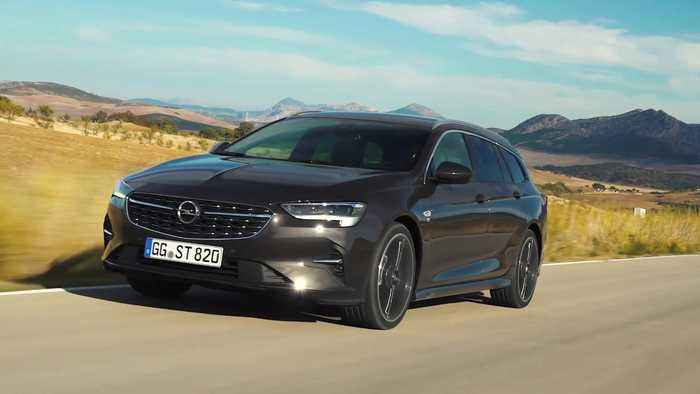 New Opel Insignia Shines with Next-Gen IntelliLux LED Pixel Light