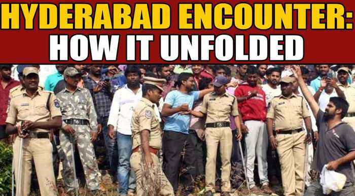 Hyderabad Encounter: This is how the sequence of events unfolded | Oneindia News