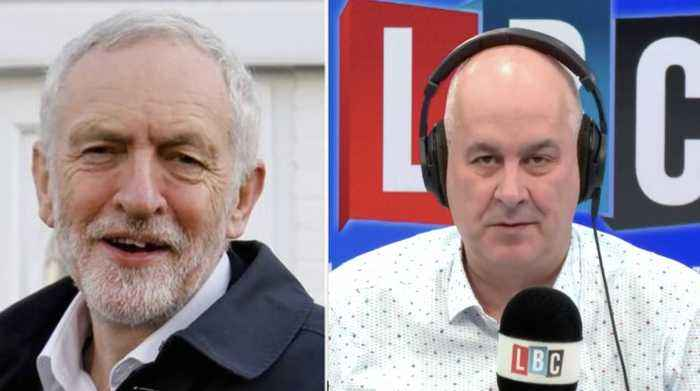 Former Labour MP: We can't have Jeremy Corbyn as our Prime Minister