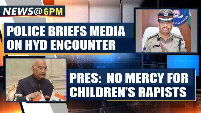 President Kovind: No mercy petition for children's rapists | Oneindia News