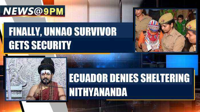 Unnao case survivor finally gets security outside her home   Oneindia News