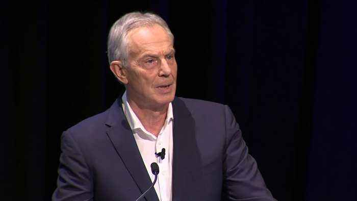 Tony Blair: 'Six days to save our future'