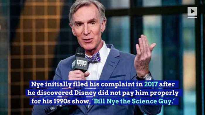Bill Nye to Take Disney to Court in $28 Million Profit Battle