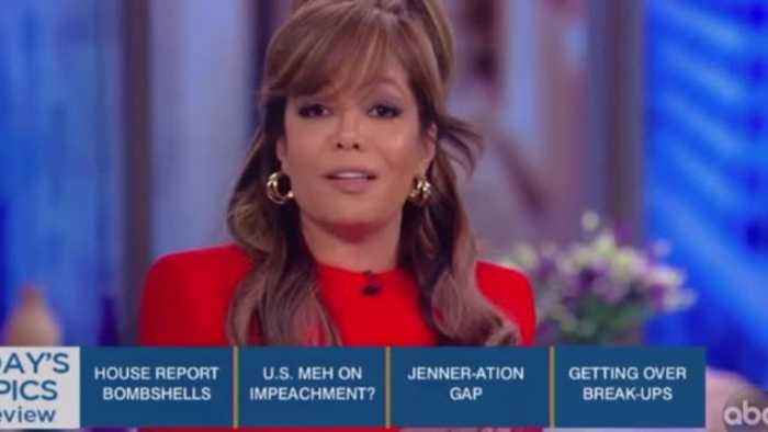 The View: Kamala Harris' Campaign Failure Result Of 'Unprecedented Sexism, Racism'