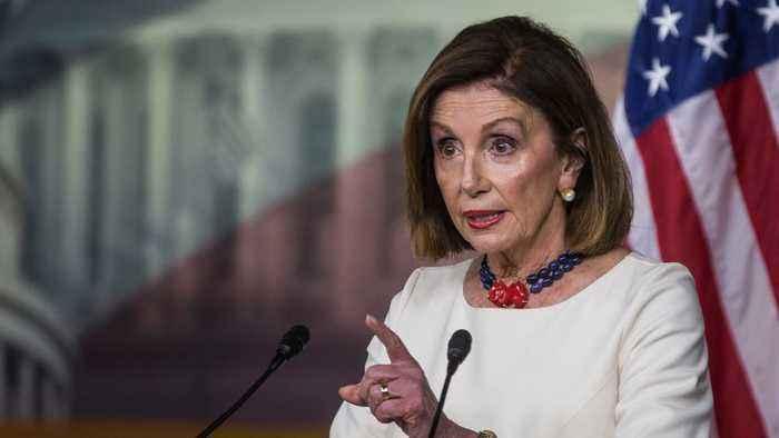 Nancy Pelosi Says She Doesn't Hate Trump