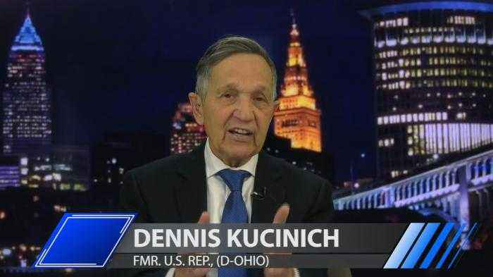 Democrat Dennis Kucinich: Impeachment not helping US; Let voters decide Trump's fate