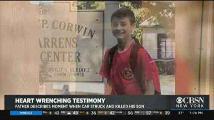 Emotional Testimony In Drunk Driving Trial