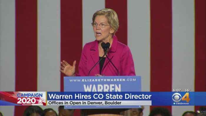 Elizabeth Warren Campaign Comes To Colorado