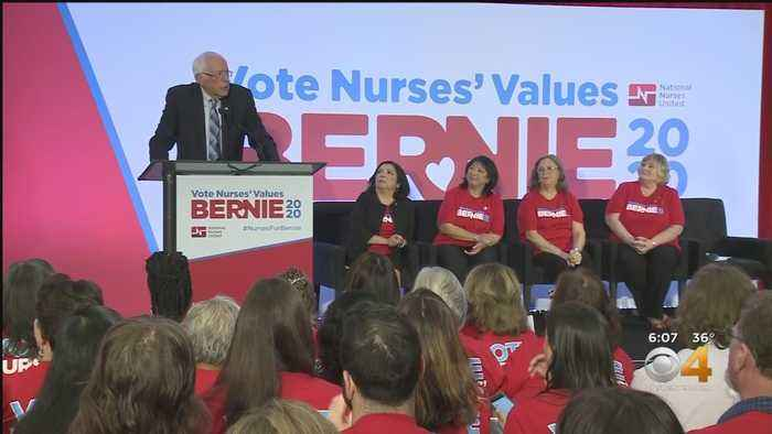 Bernie Sanders Campaign Increases Staff In Colorado