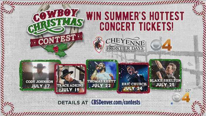 Cheyenne Frontier Days Announces 2020 Concert Series