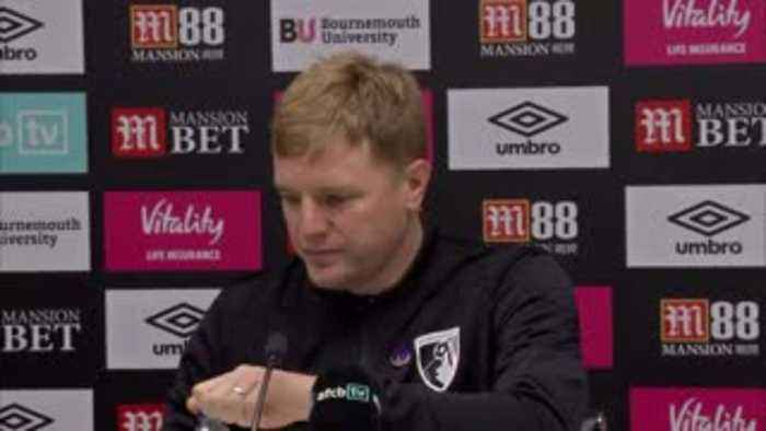 Howe '100 per cent committed' to Bournemouth