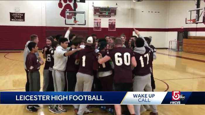Wake Up Call from Leicester High Football