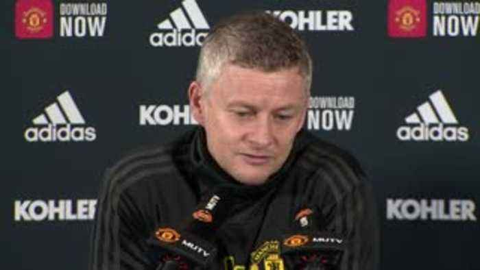 Ole: City win can lift doubt