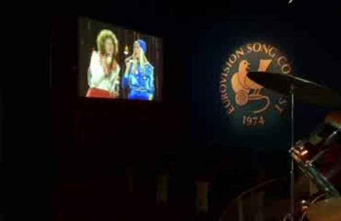 'Super Trouper': ABBA exhibition opens in London
