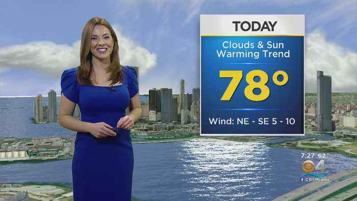 Your CBS4 Forecast For Friday 12/6