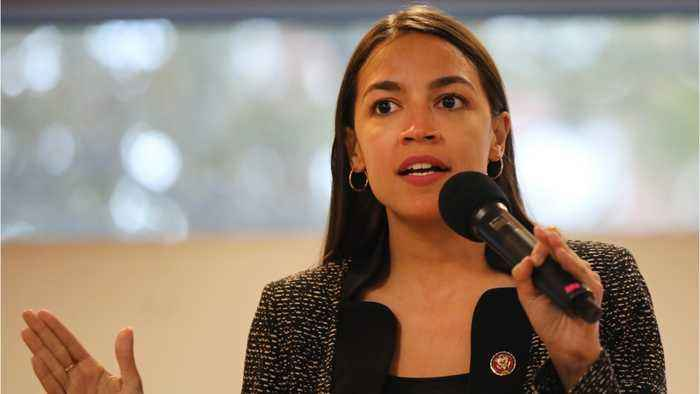 Alexandria Ocasio-Cortez Fires Back About Food Stamps Cuts