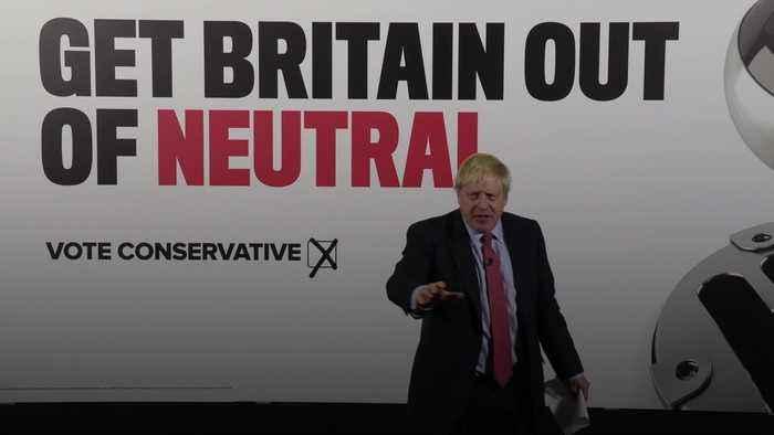 Boris Johnson rubbishes Labour claims about Brexit deal customs checks