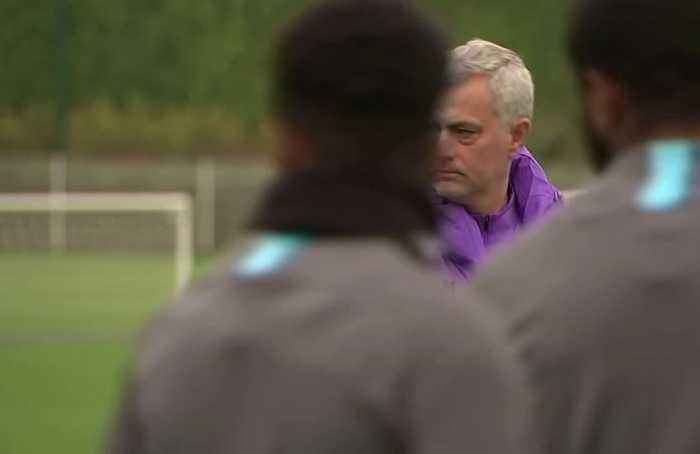 Spurs must fix leaky defence and prevent 'cheap goals', says Mourinho
