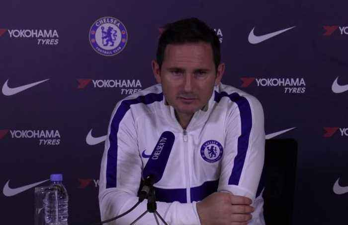 Lampard still wants more from squad after transfer ban reduced