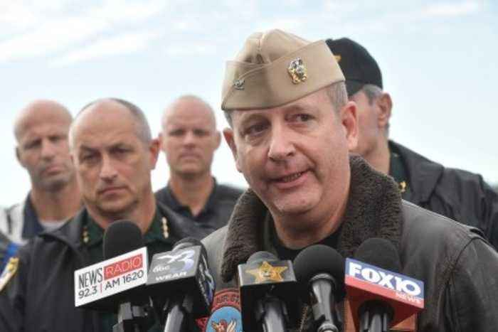 Shooting at Florida Naval Base Leaves 4 Dead, Many Injured