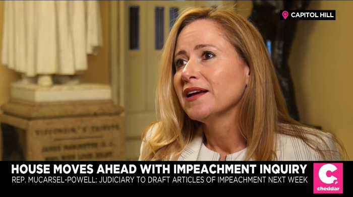 Abuse of Power Will Be Article of Impeachment, Unsure of Others: Rep. Mucarsel-Powell