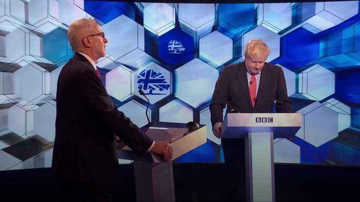Corbyn and Johnson clash over anti-Semitism and Islamophobia in leaders' debate