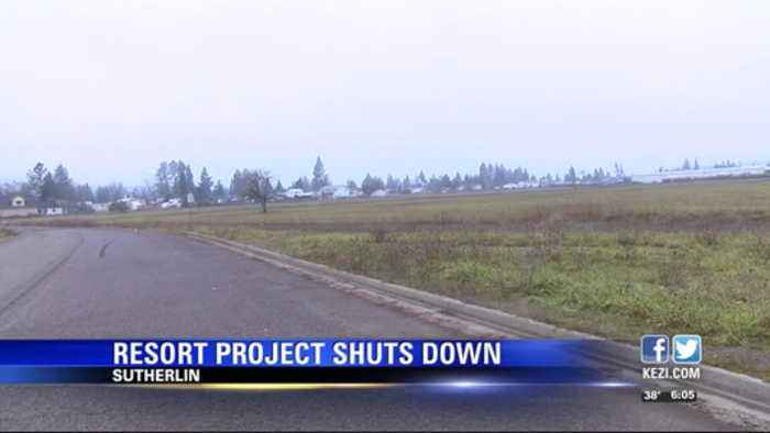 Plans for Sutherlin resort cancelled, county officials say