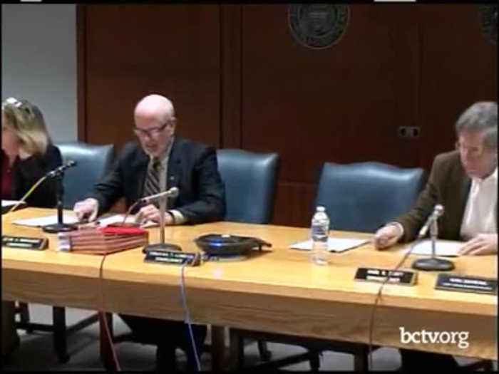 Berks County Commissioners' Meeting 12/05