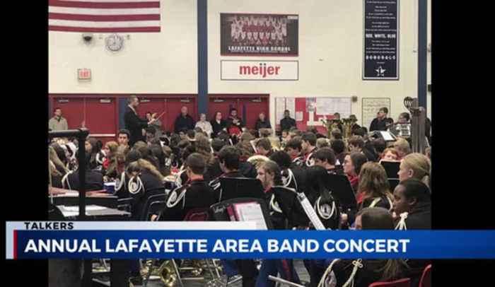 laf area band concert