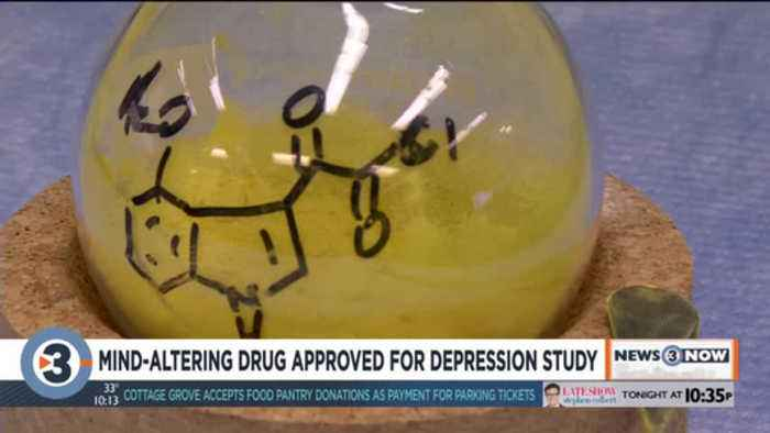 Local clinic seeking participants for study on how psychedelic drug treats depression