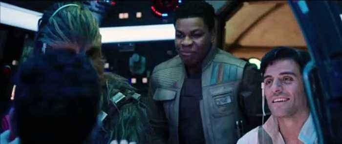 Star Wars The Rise of Skywalker movie - Friendship