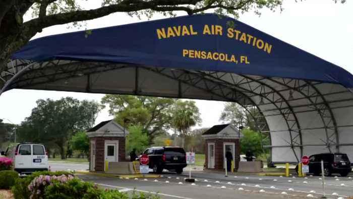 Saudi airman suspected in Pensacola military base shooting