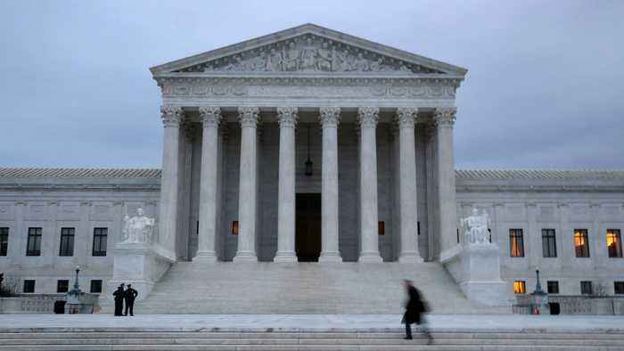 Supreme Court Blocks DOJ From Resuming Federal Executions