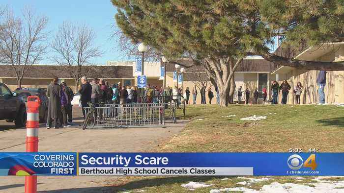 Berthoud High School Students To Return To Class On Monday