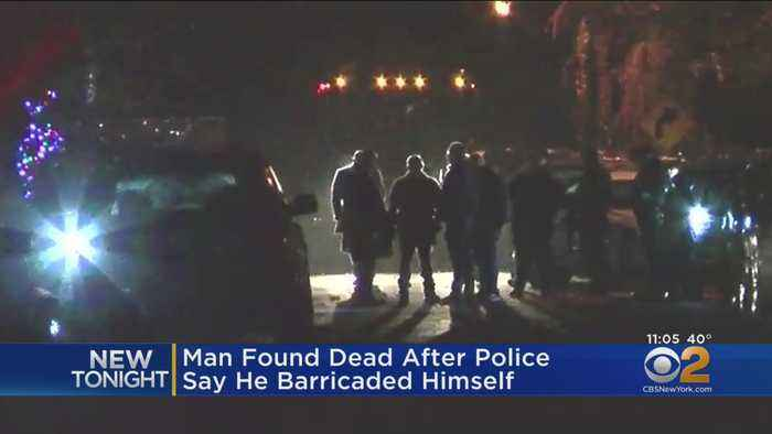 Man Found Dead After Police Standoff