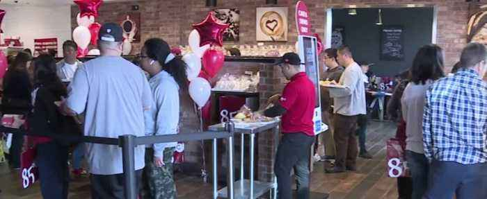 New bakery opens in Chinatown