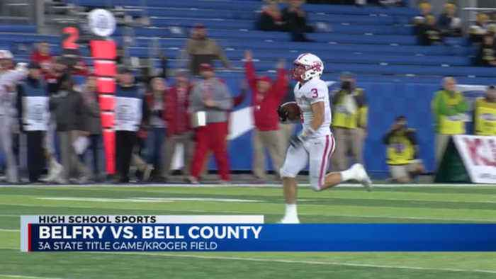 Pikeville, Belfry win state football titles